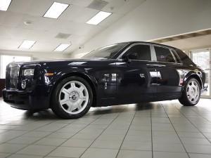 Rolls Royce Exterior