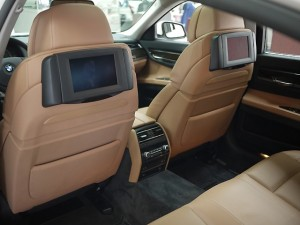 BMW 7 Interior RSE