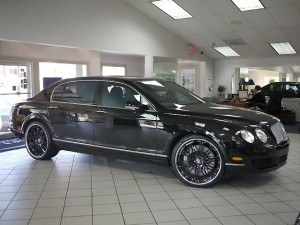 Bentley Continental GT Flying Spur Exterior