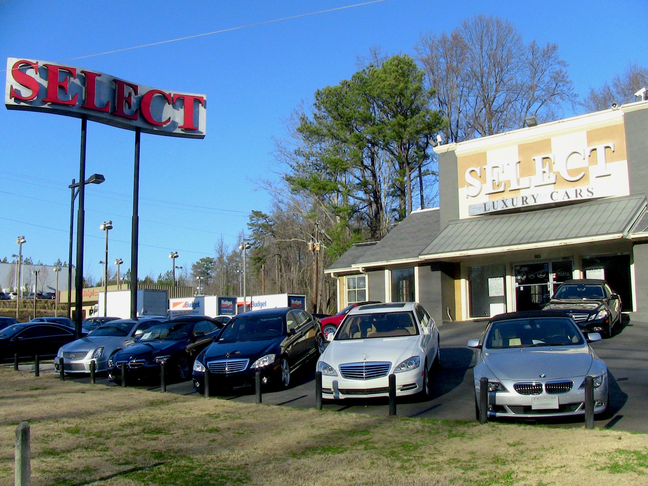 Select Luxury Motors Marietta