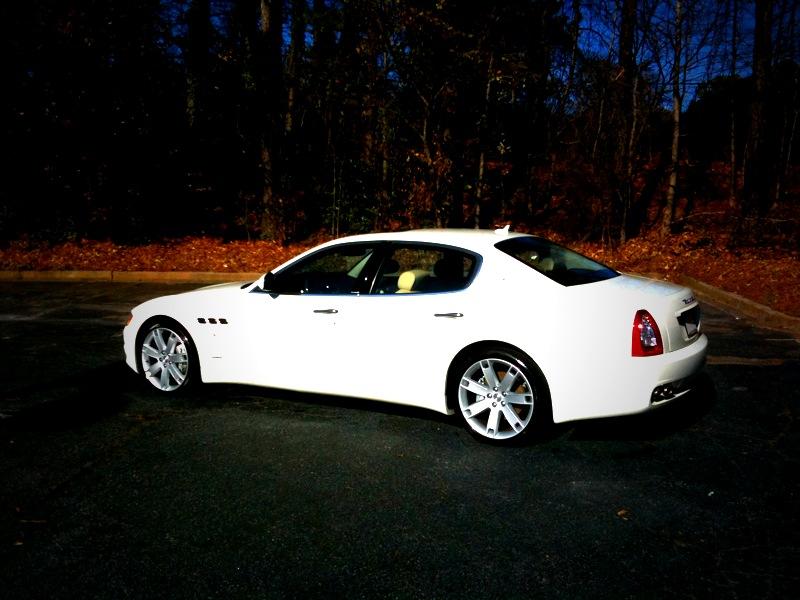 Gt select luxury cars quattroporte exterior sciox Choice Image