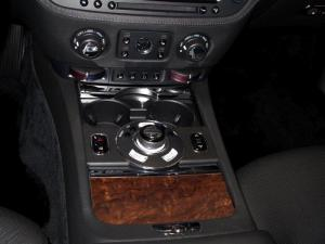 Rolls Royce Ghost Center stack controls