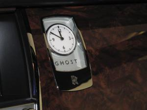 Rolls Royce Ghost Clock