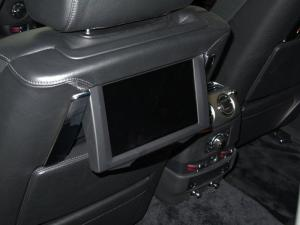 Rolls Royce Ghost Rear Seat Entertainment