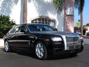 Rolls Royce Ghost Exterior