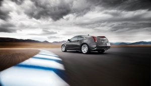 The 2011 CTS-V Coupe