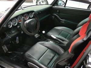 Techart 911 Interior