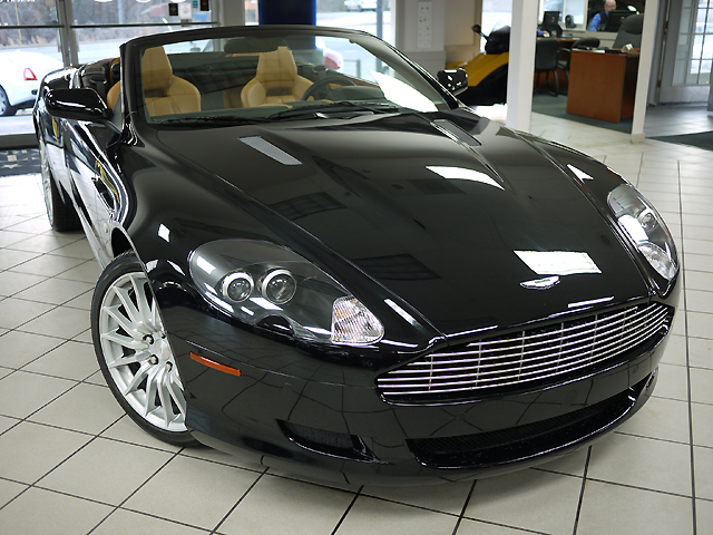 Select Luxury Cars And Service Your Auto Industry Connection Tag - Aston martin db9 pre owned