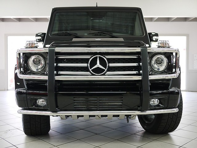 Featured vehicle used mercedes benz g55 amg g class for 2009 mercedes benz g class