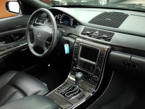 2006 Maybach 57S Passenger Interior View